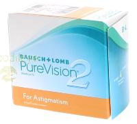 Purevision2 For Astigmatism BAUSCH LOMB