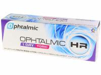 Ophtalmic HR 1 DAY TORIC 30 Lentilles