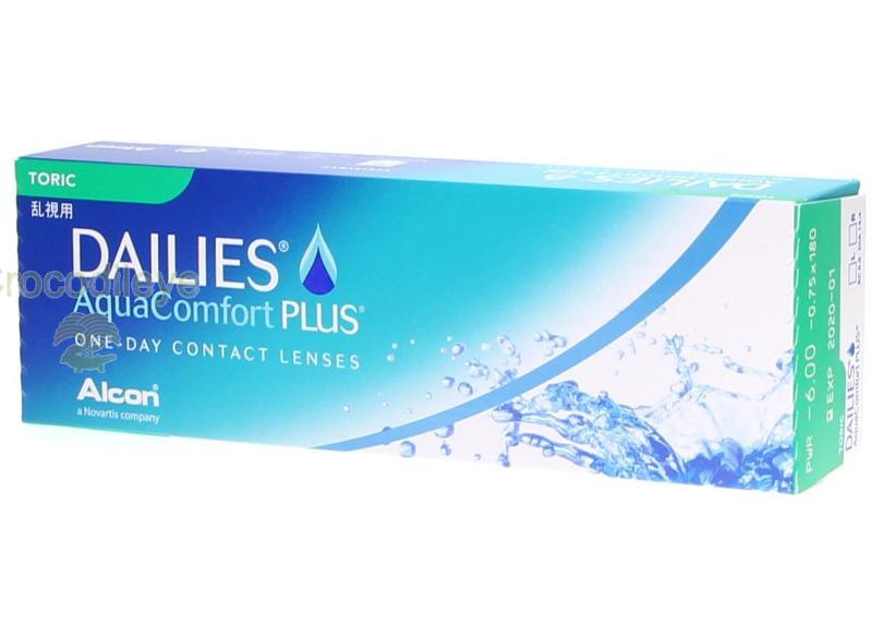 lentilles de contact dailies aquacomfort plus toric 30. Black Bedroom Furniture Sets. Home Design Ideas
