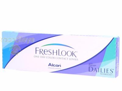 Freshlook Colors One Day Gray x10 EXPRESS