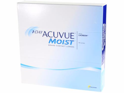 1 Day Acuvue Moist x90 EXPRESS