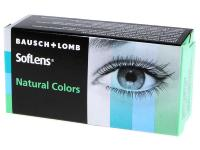 SOFLENS NATURAL COLORS Topaz 2 Lentilles