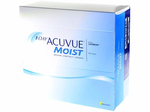 1 Day Acuvue Moist x180 Johnson