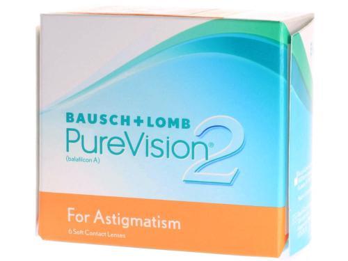 lentilles purevision 2 for astigmatism 6 lentilles bausch lomb. Black Bedroom Furniture Sets. Home Design Ideas