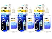ReNu ADVANCED LOT de 3X360ML BAUSCH+LOMB