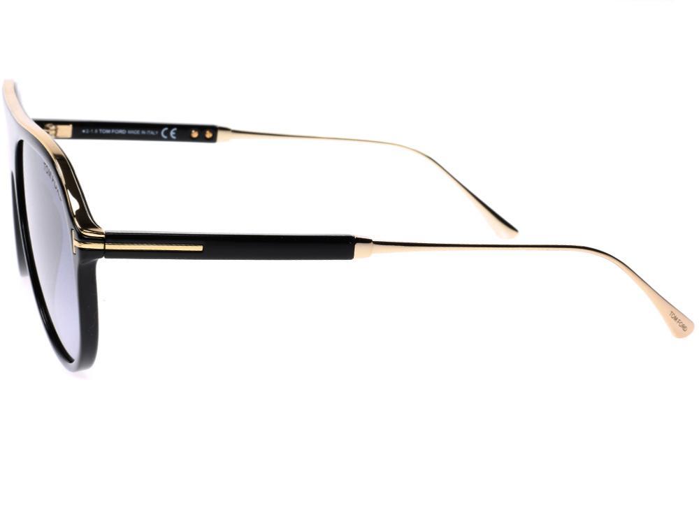 lunette TOM FORD FT0624 S 01C   CROCODILEYE 4a3061005df4