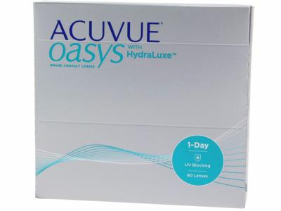 Acuvue Oasys 1-Day 90 with HydraLuxe JOHNSON&JOHNSON
