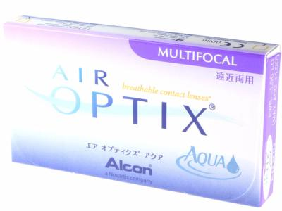 Air Optix Aqua Multifocal 6L
