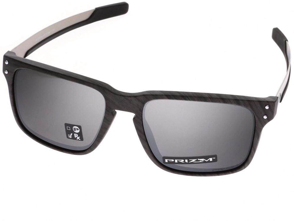 7f53923967 Oakley Holbrook Mix Prizm Black Woodgrain