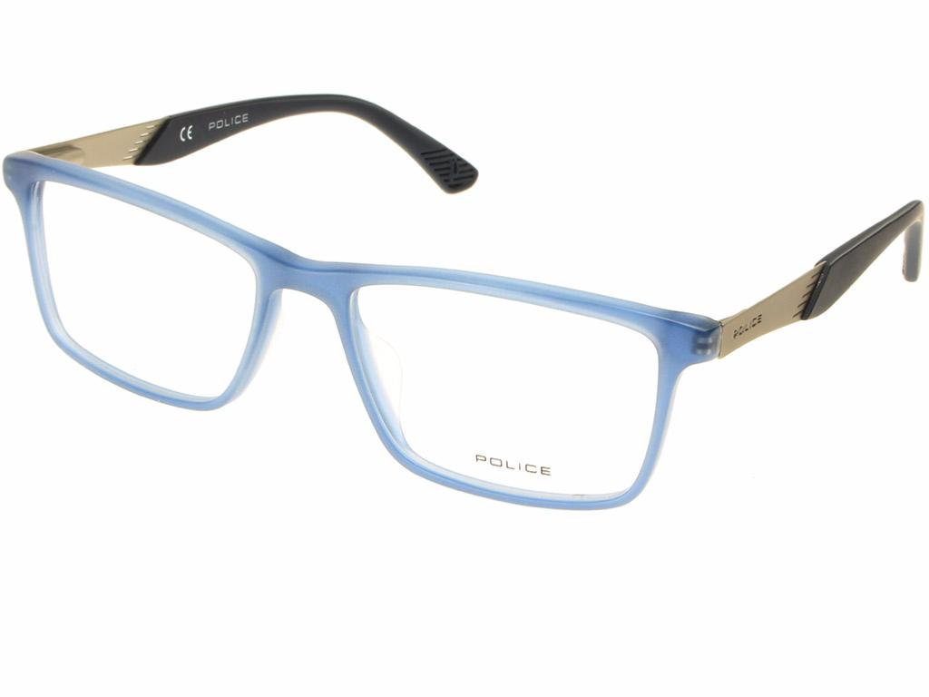 6345f9fafd Lunette de vue POLICE KIDS Modèle SPEED JR 1 VK056 Couleur 3GRM Light Blue