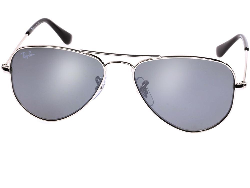 cf9a93e3b2 lunettes de soleil Ray Ban Junior Aviator RJ9506S 212/6G >CROCODILEYE