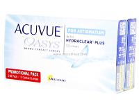Acuvue Oasys For Astigmatism 12 JOHNSON&JOHNSON