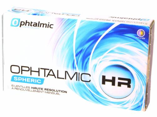 OPHTALMIC HR SPHERIC x6 EXPRESS