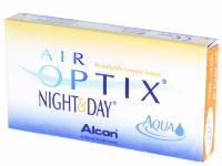 Air Optix Nignt&Day Aqua