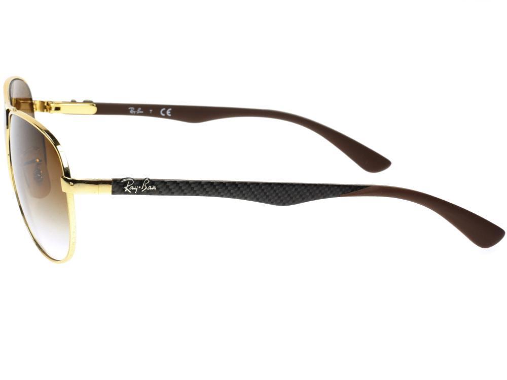 8a9e80482498d7 lunette RAY-BAN CARBON FIBRE RB8313 001 51   CROCODILEYE
