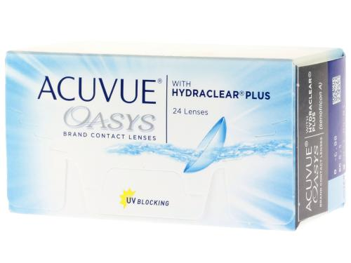 ACUVUE OASYS x24 HYDRACLEAR PLUS JOHNSON&JOHNSON