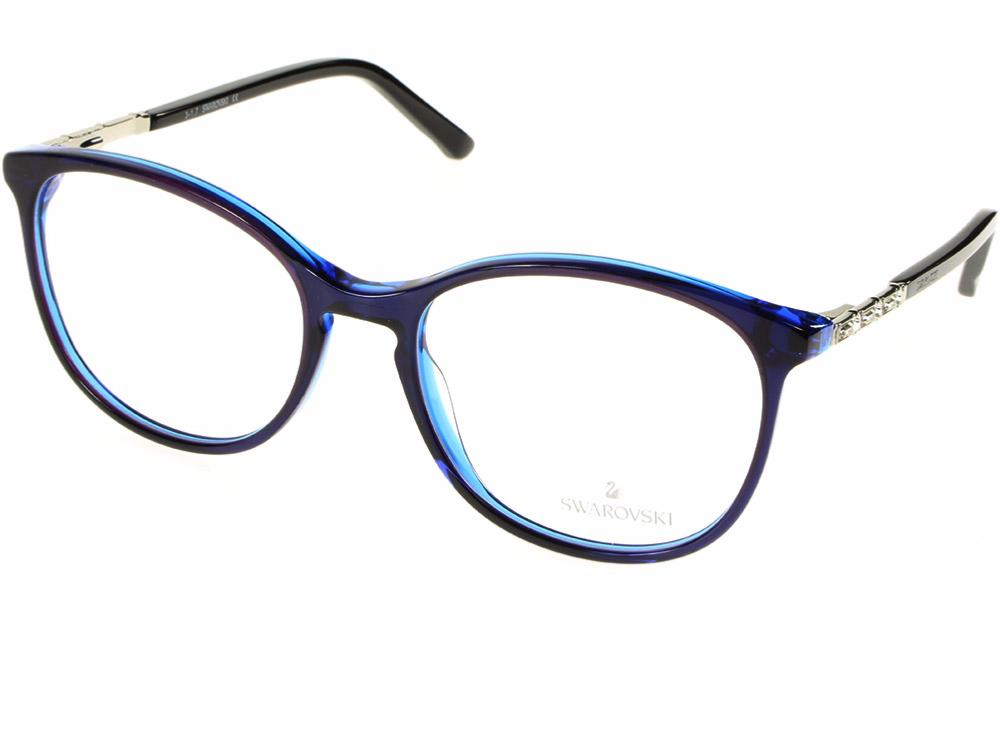 lunette de vue SWAROSKI SK5163 052   CROCODILEYE da4925b5f85f