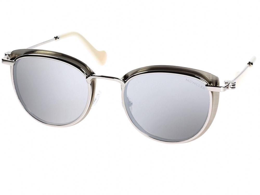 Moncler Silver ML0045 Sunglasses mVBzcPA