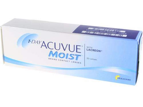 1 Day Acuvue Moist x30 EXPRESS