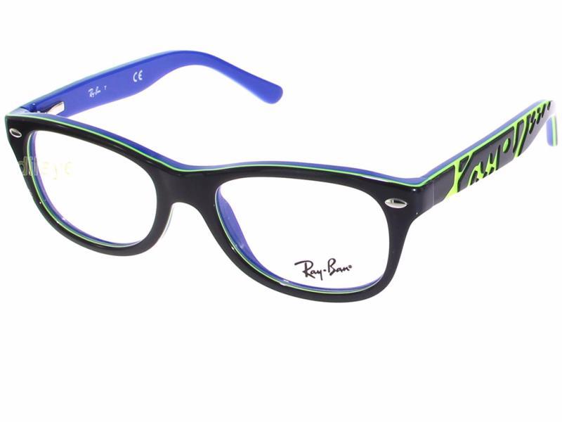 11a59810af lunette de vue enfant RAY BAN JUNIOR RY1544 3600  CROCODILEYE